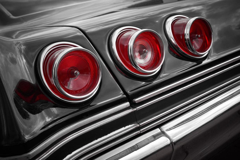 amerikanisches Autodesign