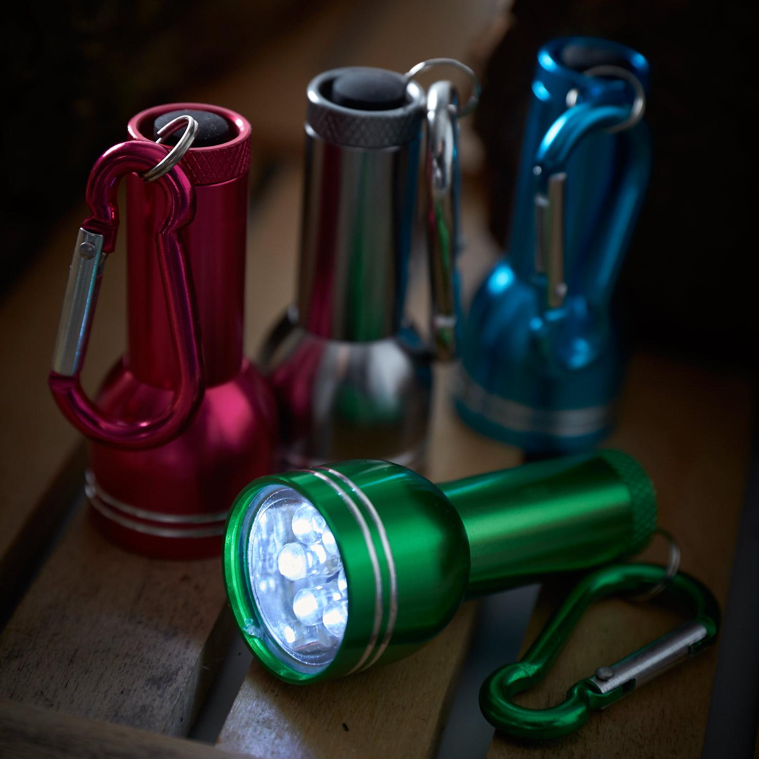 kleine LED Taschenlampe