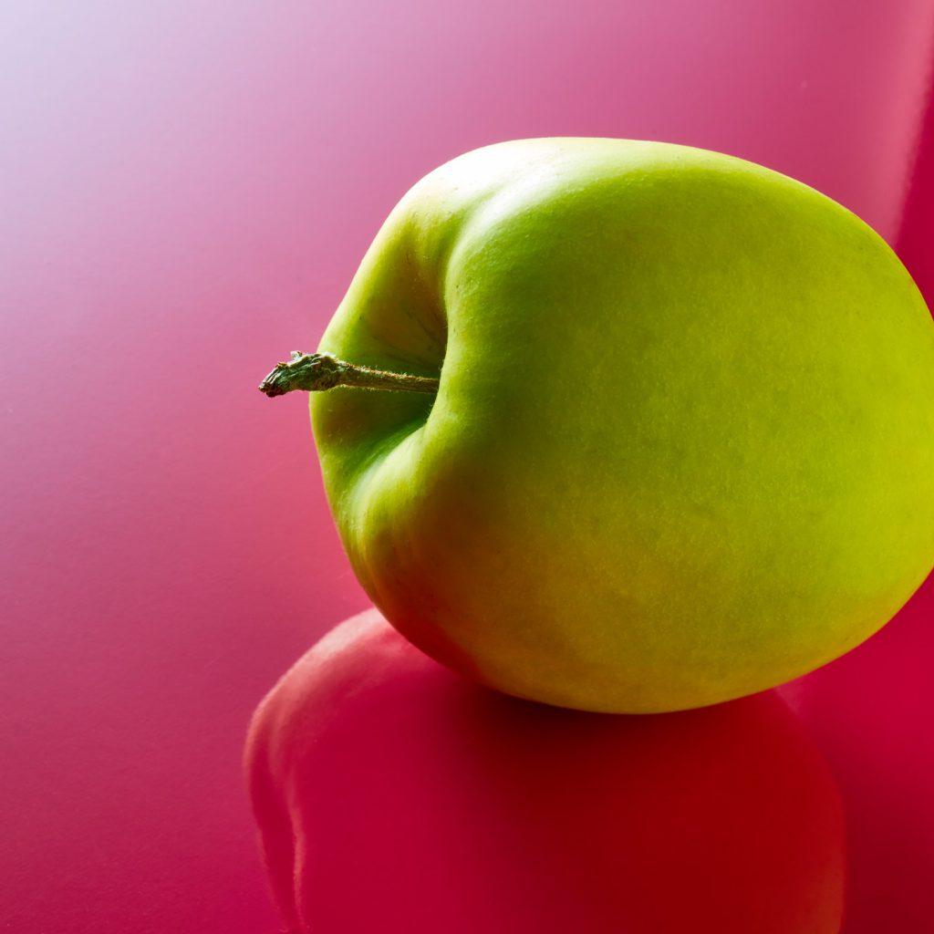poppiges Obst