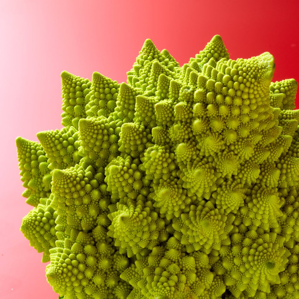 Romanesco mal anders.